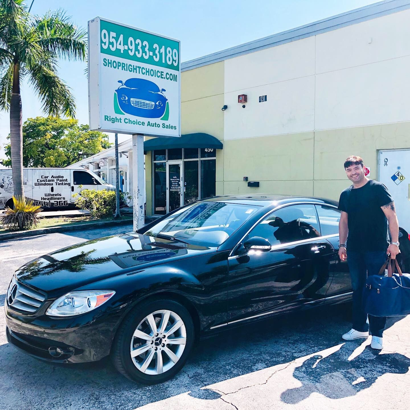 Sonny Flew In From New York And Saved 4 360 On This Spectacular 2008 Mercedes Benz Cl550 At Right Choice Auto Sales In P Cars For Sale Used Cars Pompano Beach