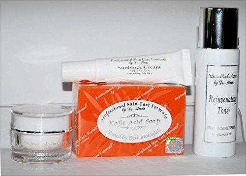 Nice Professional Skin Care Formula Rejuvenating Set By Dr Alvin