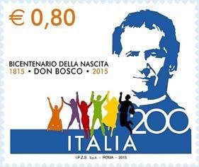 2015 - 200º anniversario della nascita di San Giovanni Bosco