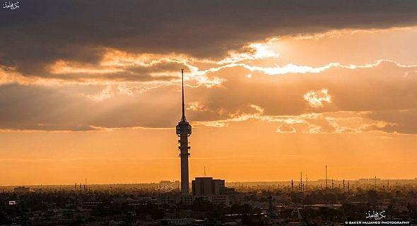 برج بغداد Baghdad Tower Landmarks