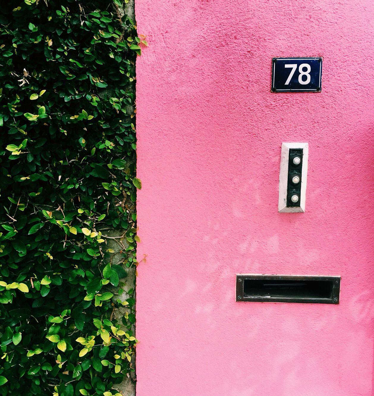 Prettiest pink house, Charleston, SC