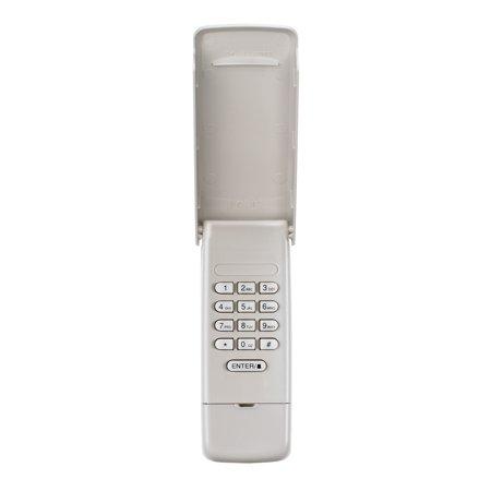 Chamberlain 940ev P2 White Garage Door Wireless Keypad Garage