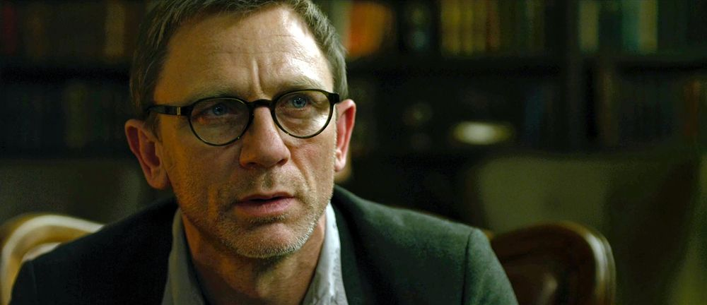 Daniel Craig in The Girl with the Dragon Tattoo | BAMF Style