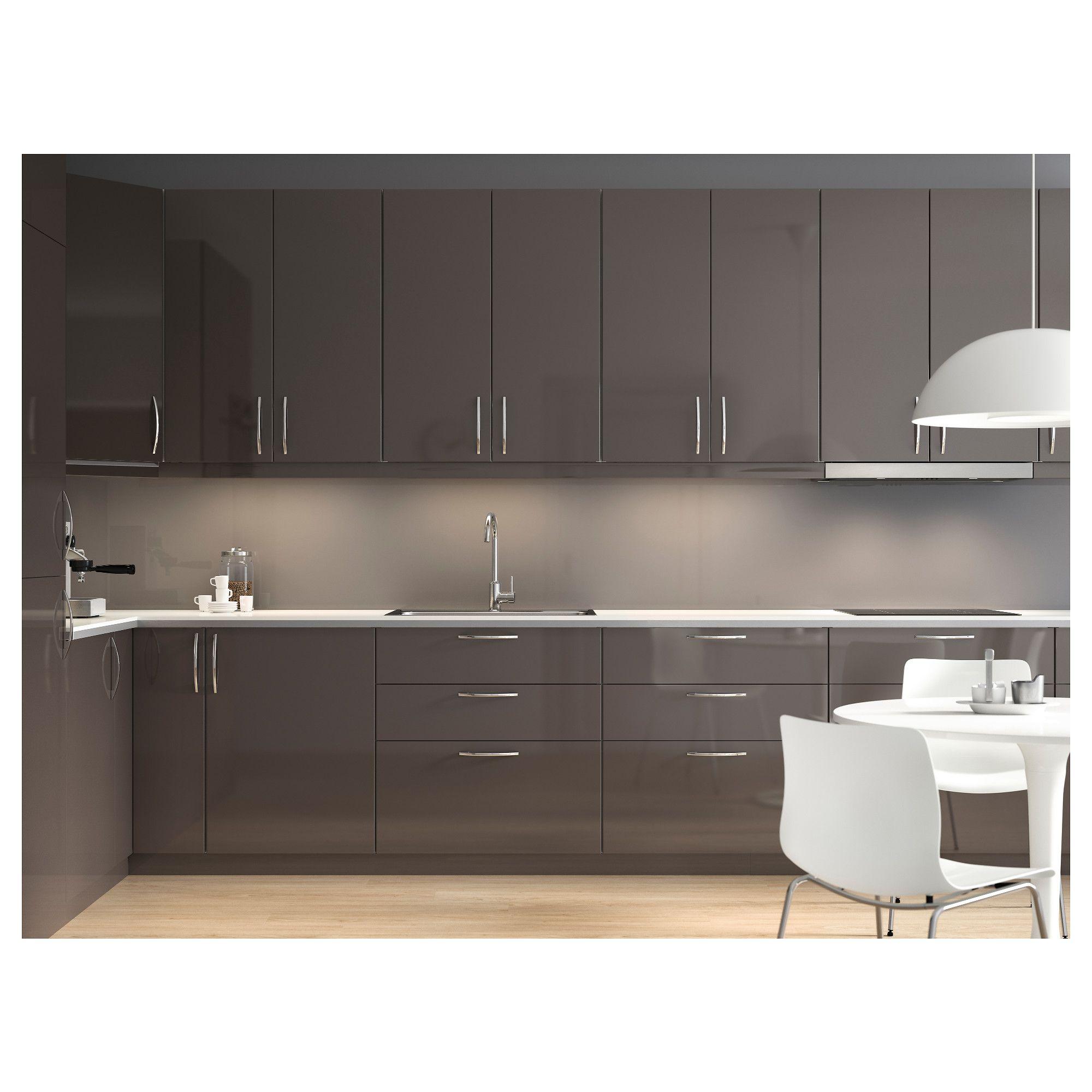 Ikea Kitchen Questions: Black & White Kitchen