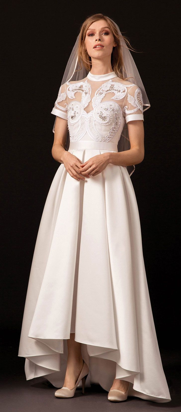 Temperley london bridal spring collection temperley wedding