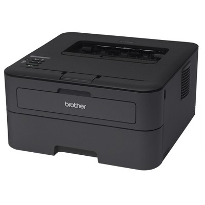 Brother Hl L2340dw Compact Wireless Monochrome Laser Printer With Duplex Printing Black Hll2340dw With Images Laser Printer Printer Wifi Printer