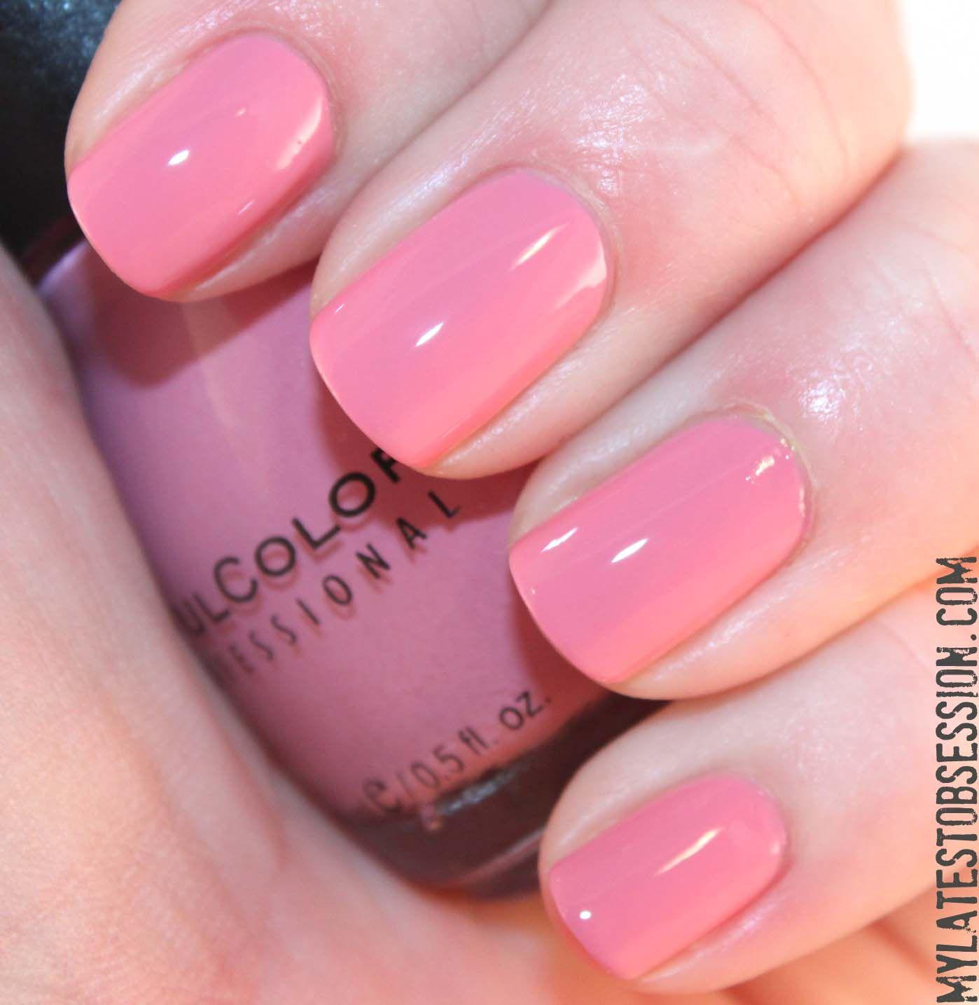 PEGGY SAGE Nail Polish Nail Perfect Lasting 5438 Axelle 0