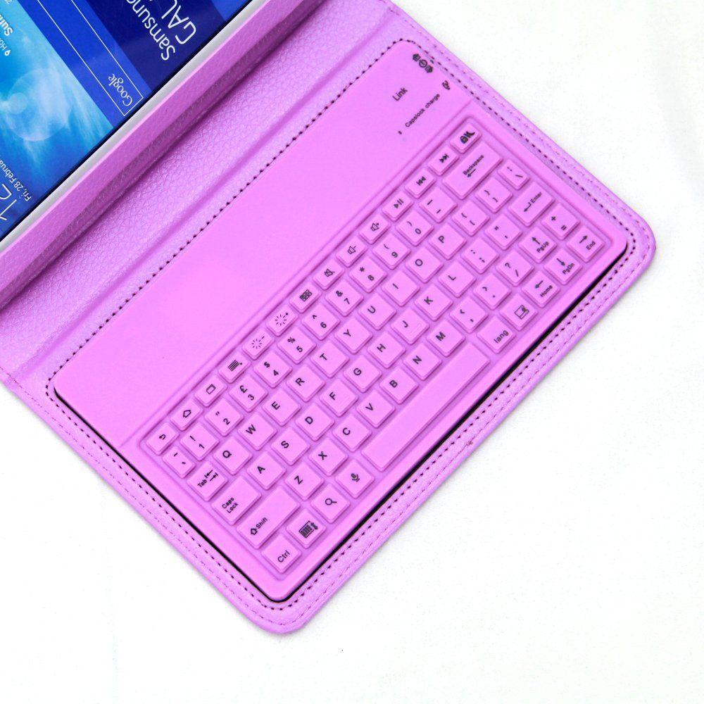 Amazon.com: NEWSTYLE Purple Samsung Galaxy Tab 3 Lite 7 ...