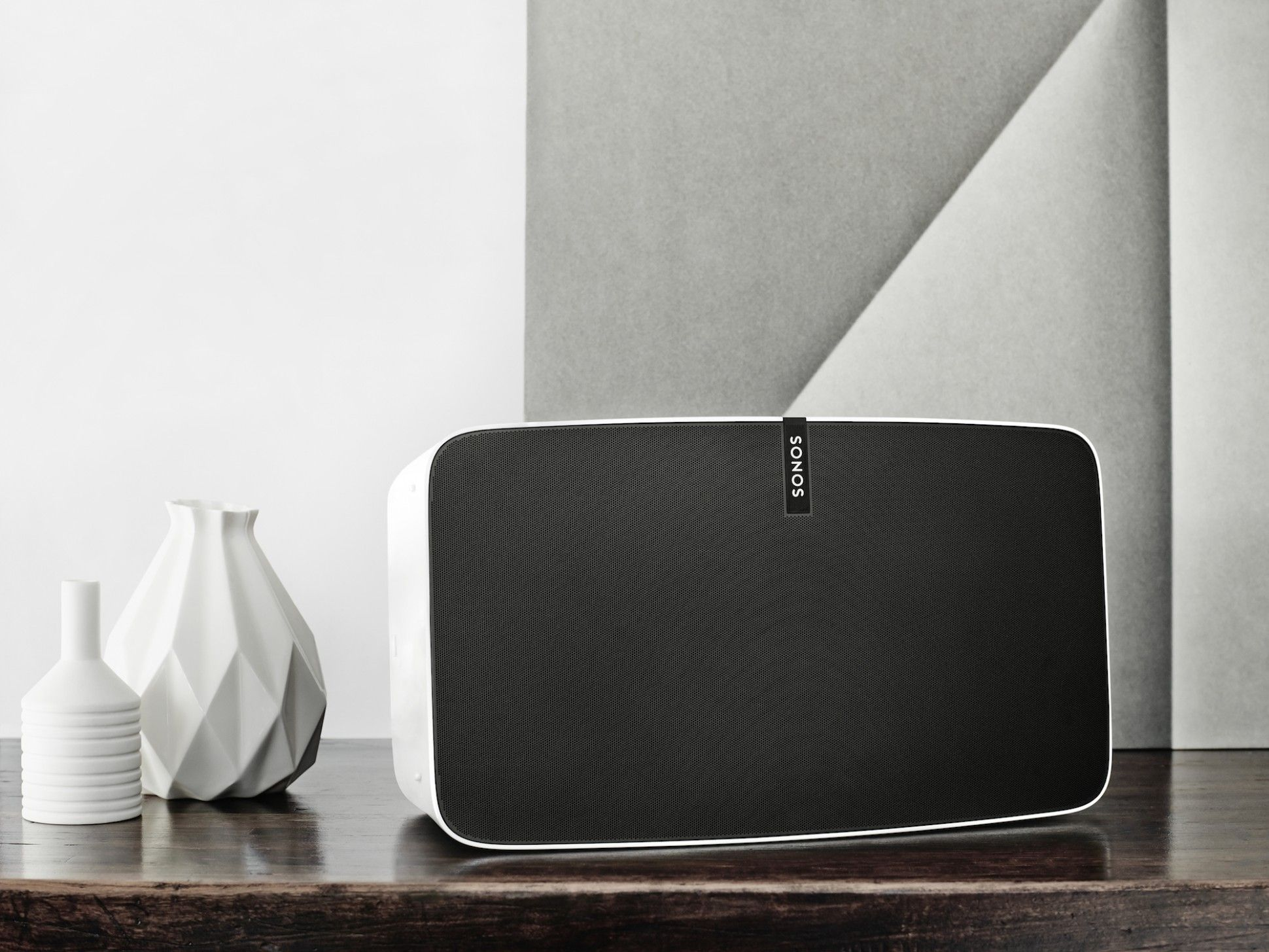 Sonos Updates Its Flagship Play5 Speaker, And New