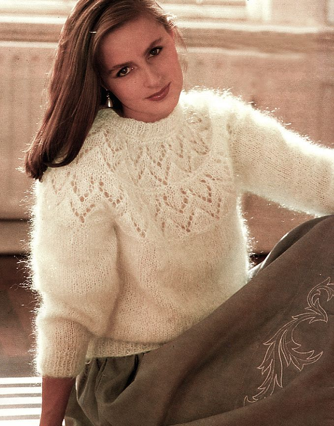 Pin de Eddie en Mohair Sweaters, Patterns and Textures | Pinterest