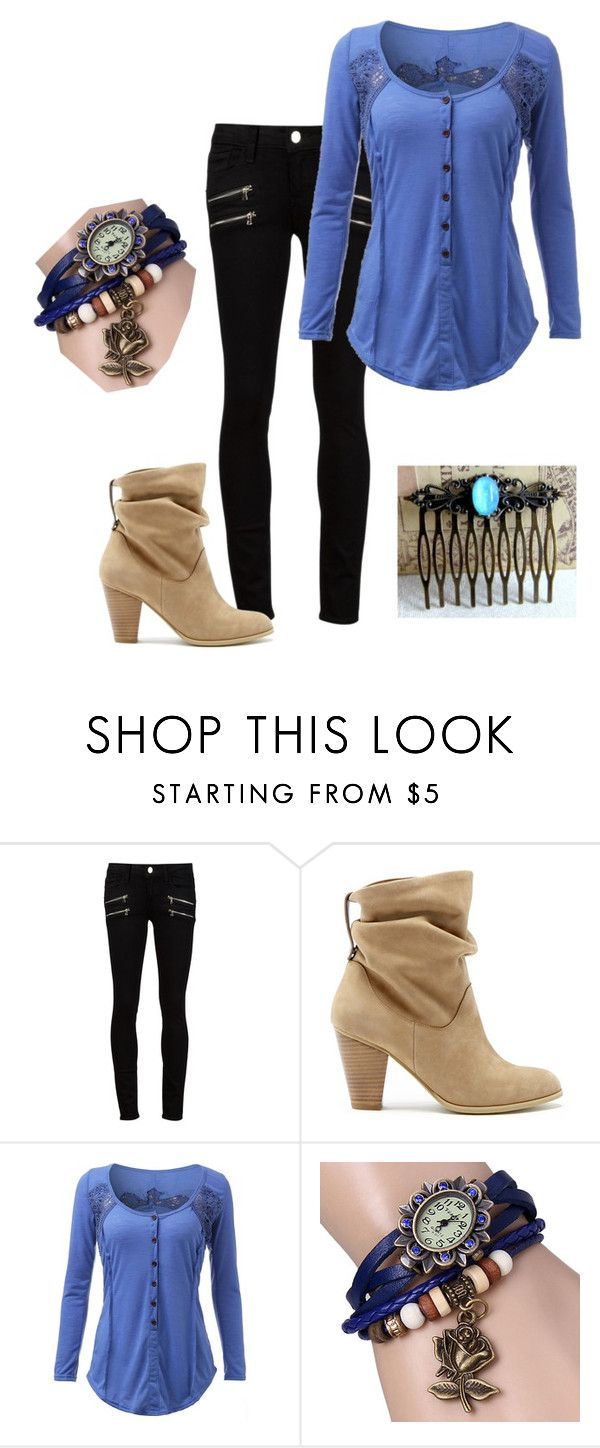 Untitled #117 by jasminalexia on Polyvore featuring Paige Denim and Sole Society