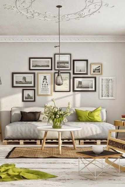 South Shore Decorating Blog: Answering Reader Questions: How To Create A  Gallery Wall,
