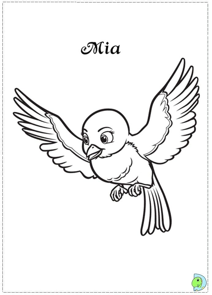 Princess Sofia The First Coloring Pages Sofia The First Coloring Page Dinos Disney Coloring Pages Printables Bird Coloring Pages Princess Coloring Pages
