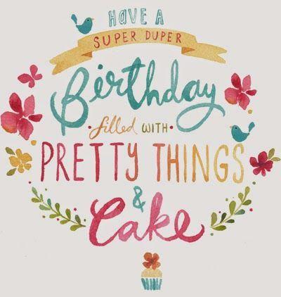 Birthday Quote Simple Happy Birthday Quote Birthday Quotes Pinterest Happy Birthday
