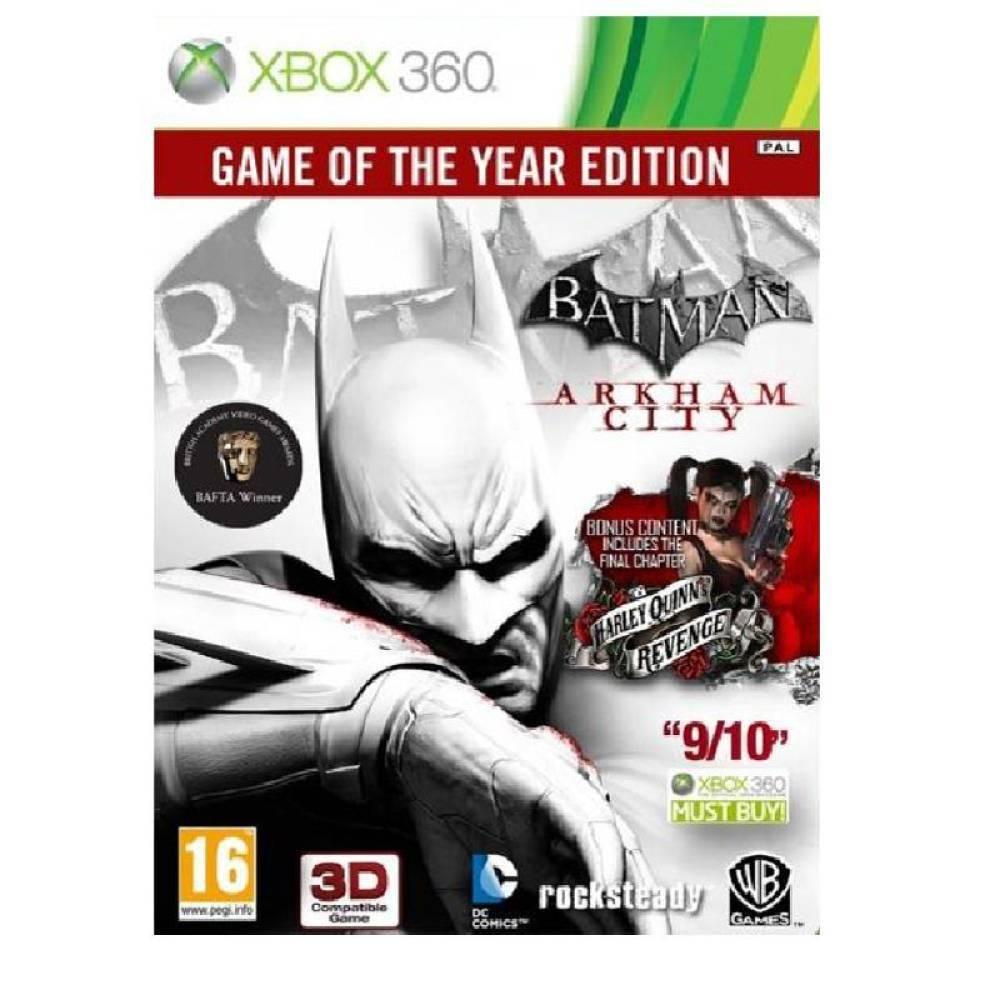 Batman Arkham City Xbox 360 | Pinterest | Batman arkham city, XBox ...