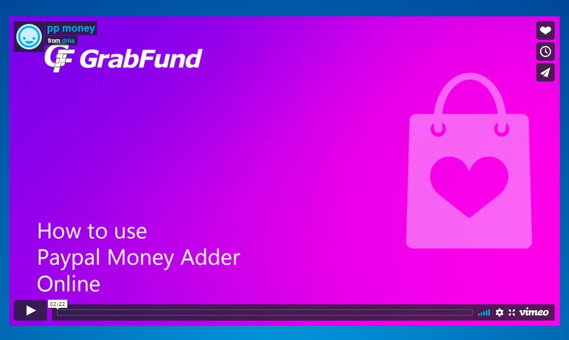 Make PayPal Money Adder Free No Human Verification