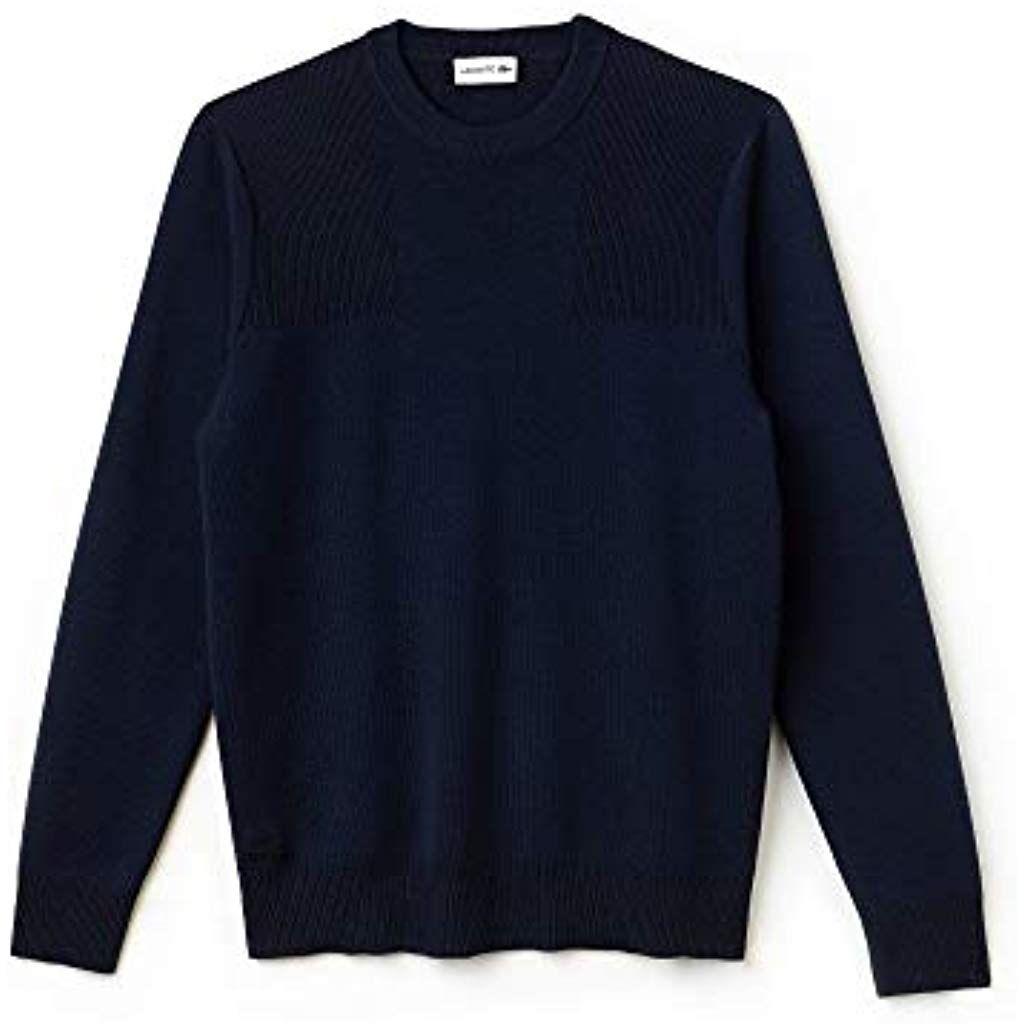 new concept f83a5 c0391 Lacoste - Herren Pulli - AH9168 #pullover #pulloverenglisch ...
