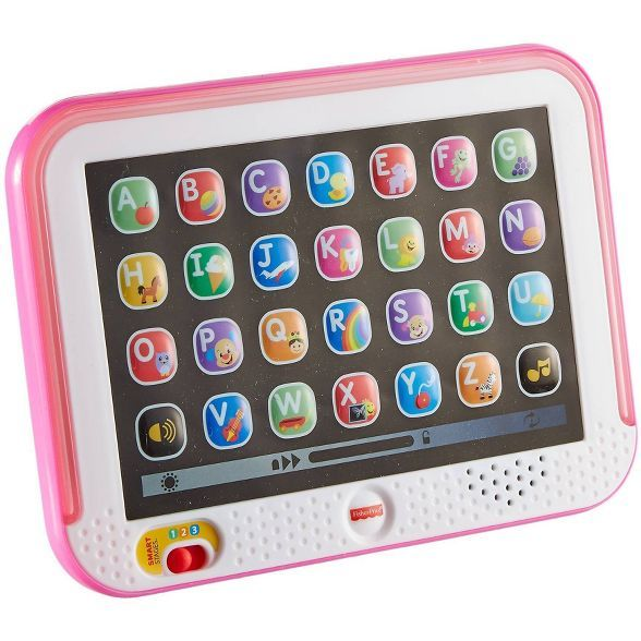 Fisher Price Laugh Learn Smart Stages Tablet Pink Fisher Price Juguetes Fisher Price Fisher