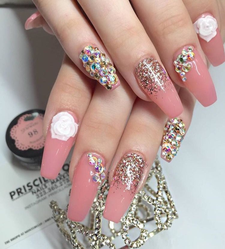 PINTEREST: KiAnia | CLAW COUTURE | Pinterest | Fancy nails designs ...