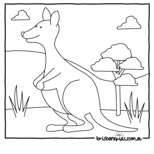 Australian Animals Colouring Pages Brisbane Kids Animal Coloring Pages Coloring Pictures Of Animals Australian Animals