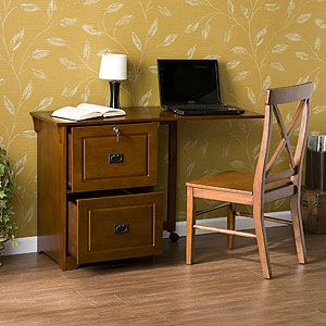 199 World Market Ton Fold Out File Cabinet Desk