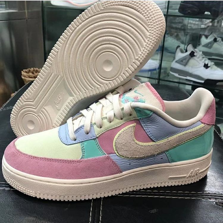 Nike Air Force 1 Easter release