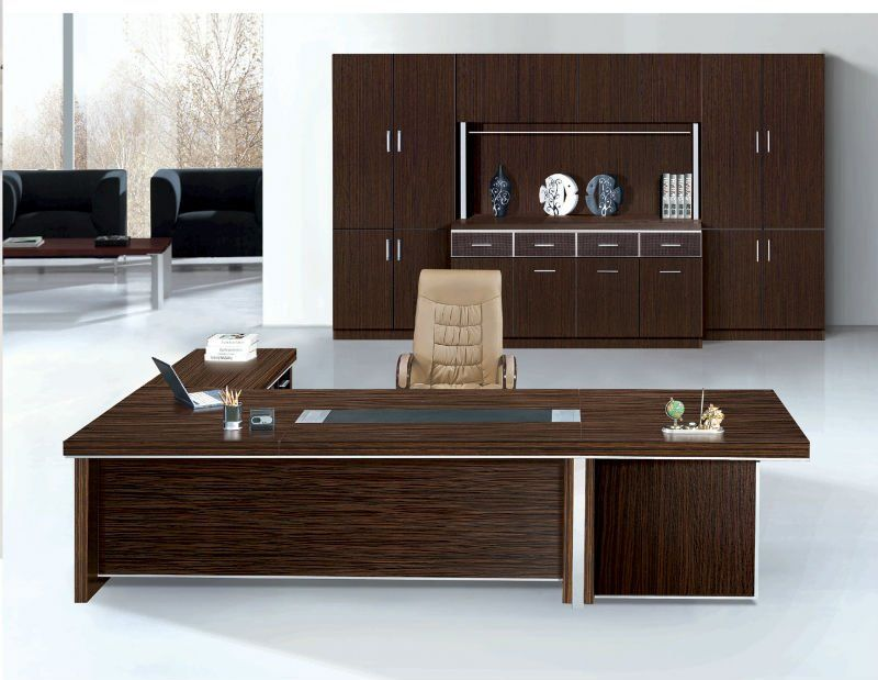 Contemporary ceo office furniture modern executive table design nowadays modern office - New contemporary home office furniture style ...