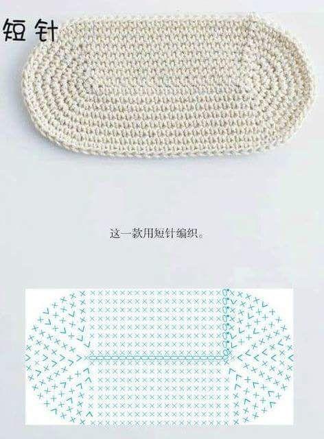 I Miei Lavori Alluncinetto Schemi Uncinetto Crochet Symbols N