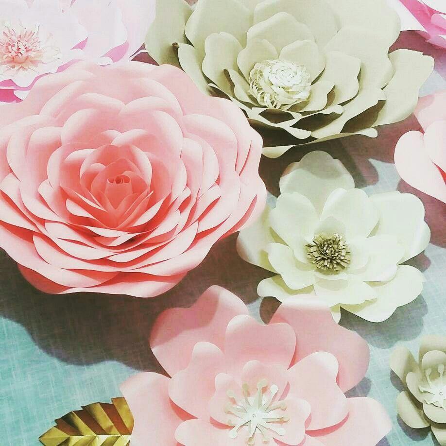 Flor gigantes