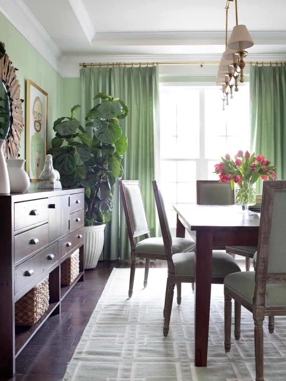 Bring Style And Substance To Your Dining Room With Fun Family Friendly Touches That Are As Pretty They Practical