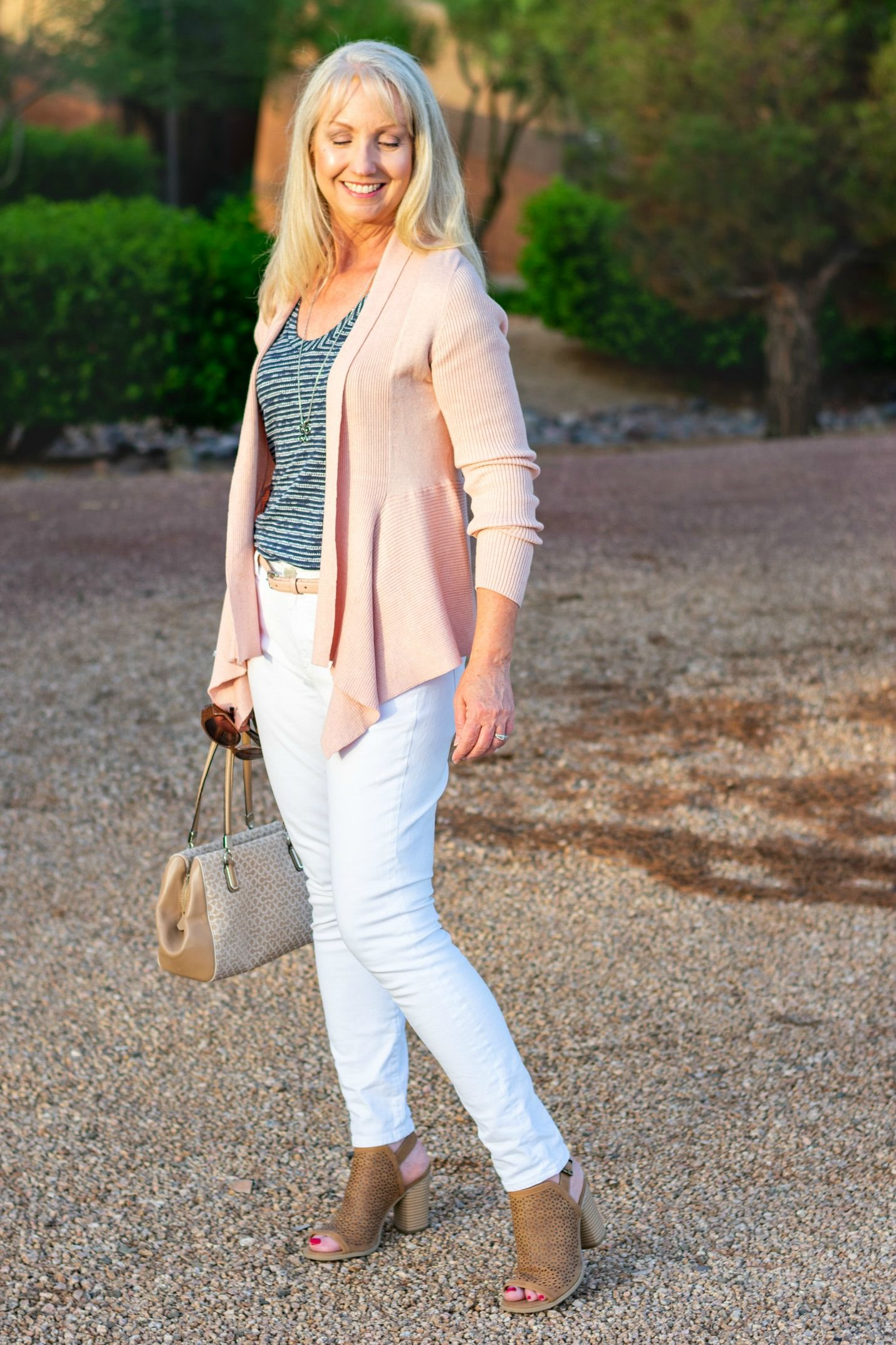 How to style white jeans this summer | Fashion, Style, My