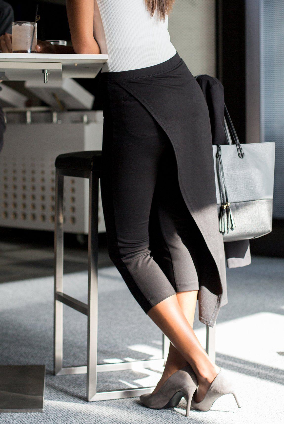 The Sassiest Pants Black Black Dress Pants Outfits Sassy Pants Dress Pants Outfits [ 1715 x 1150 Pixel ]