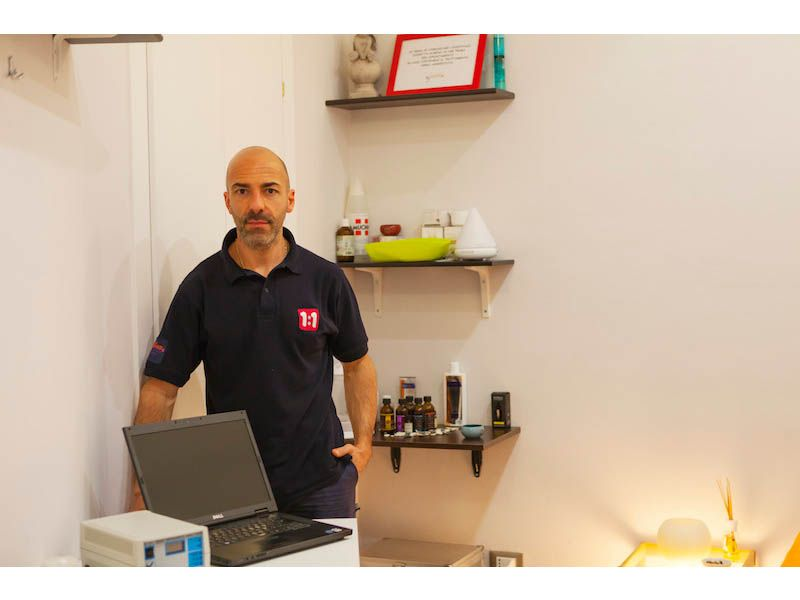Personal Trainer Bologna - Stefano Mosca www.stefanomosca.it