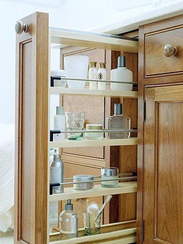 18 Quick Tips For Bathroom Storage  Bathroom Storage Shelving Awesome Bathroom Storage For Small Spaces Inspiration