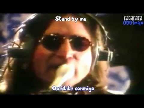 Stand By Me-John Lennon(subtitulado en ingles y español)[with lyrics