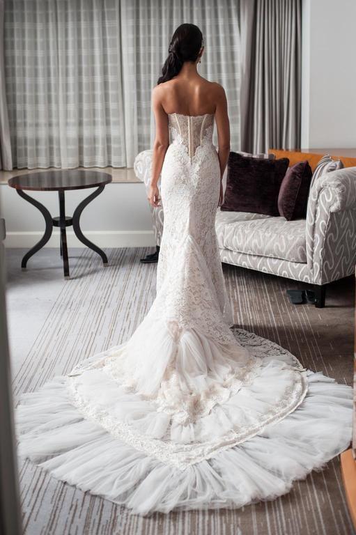 Inbal Dror 13-8, $7,500 Size: 2 | Used Wedding Dresses | Inbal dror ...