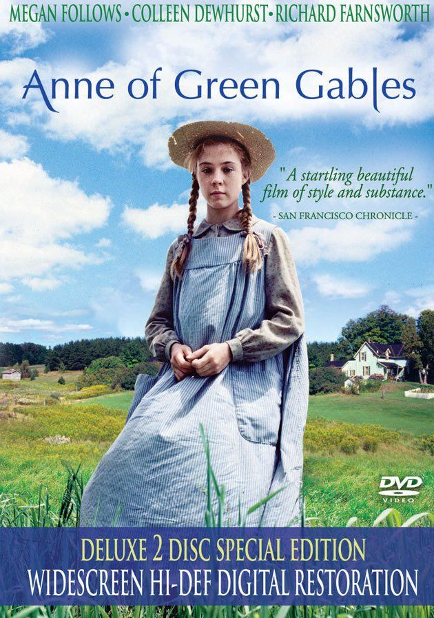 Anne Of Green Gables Tv Series 1985 Green Gables Anne Of Green Gables Best Period Dramas