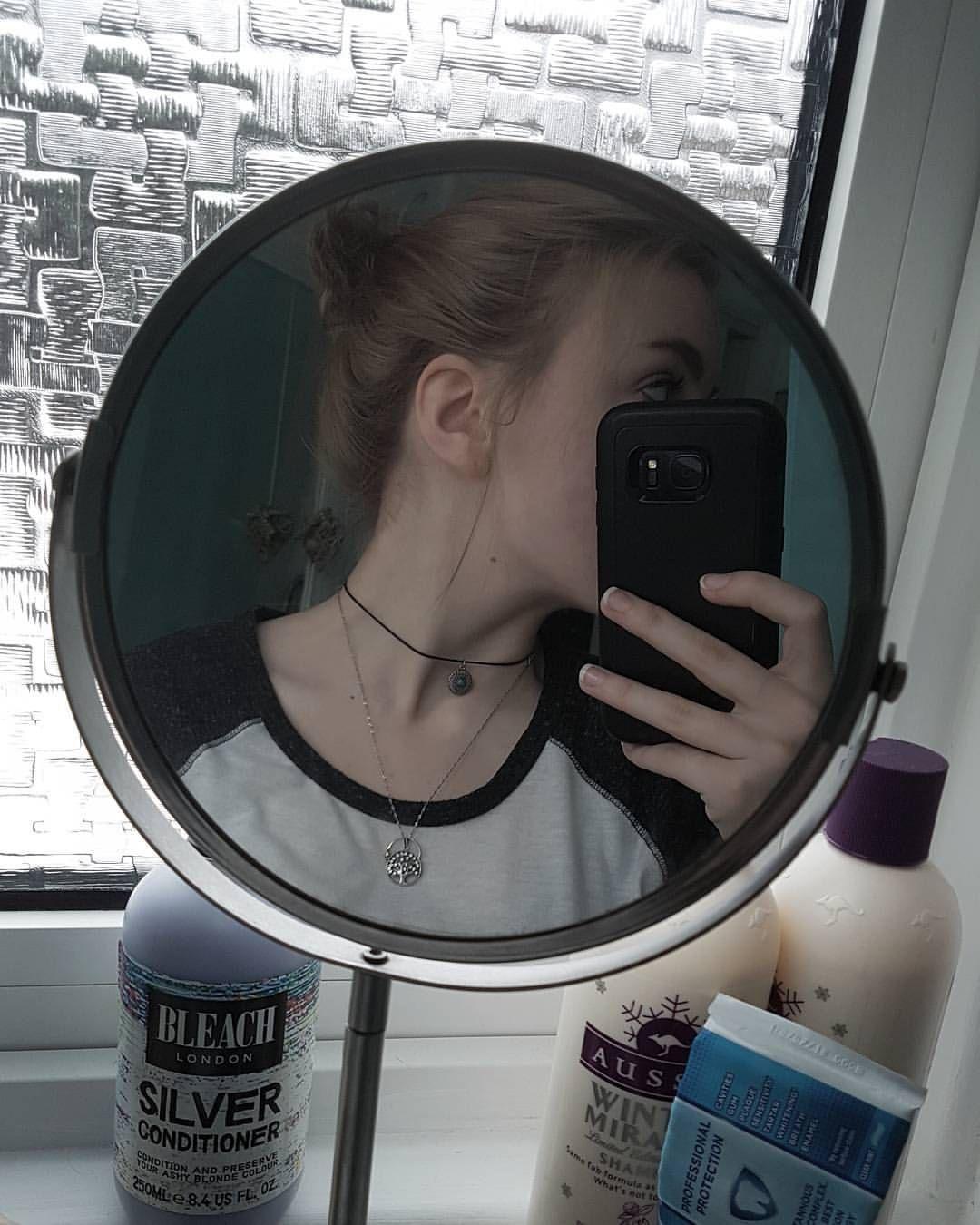 как сделать фото через зеркало клеопатра добавляла
