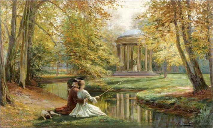 Jules Girardet (french, 1856-1946)