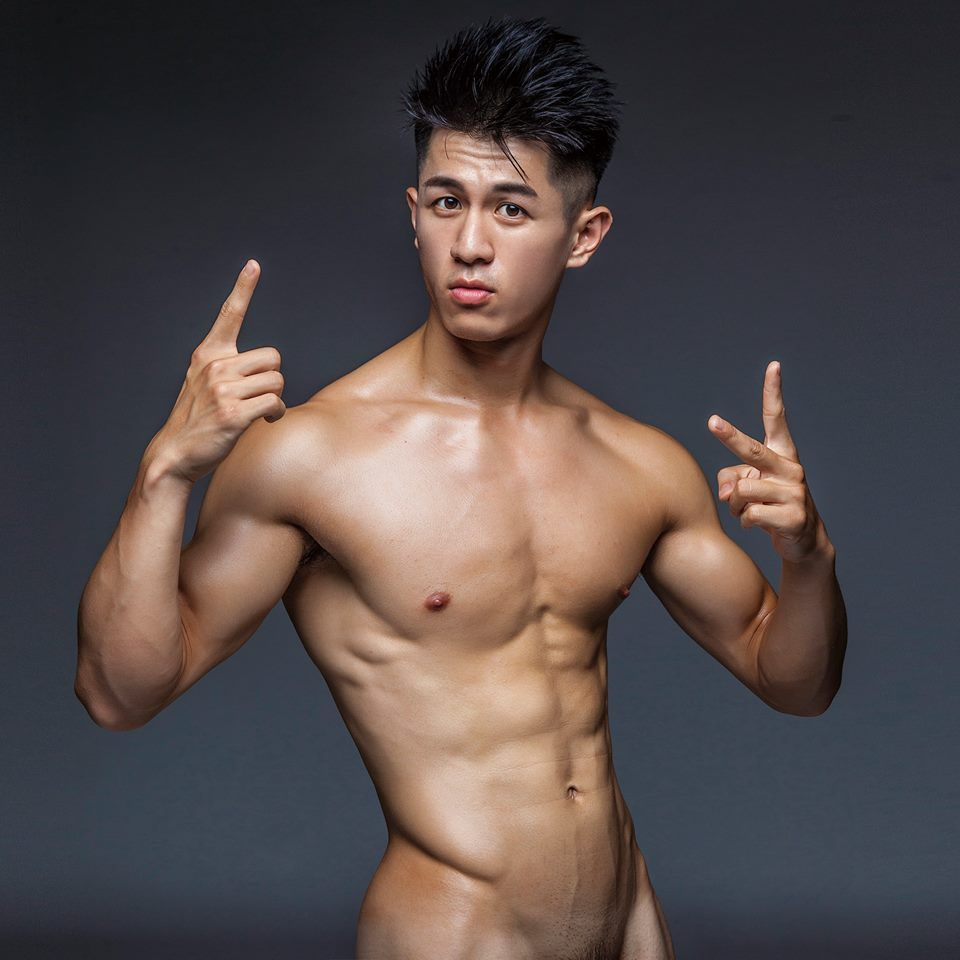 Model gay asia