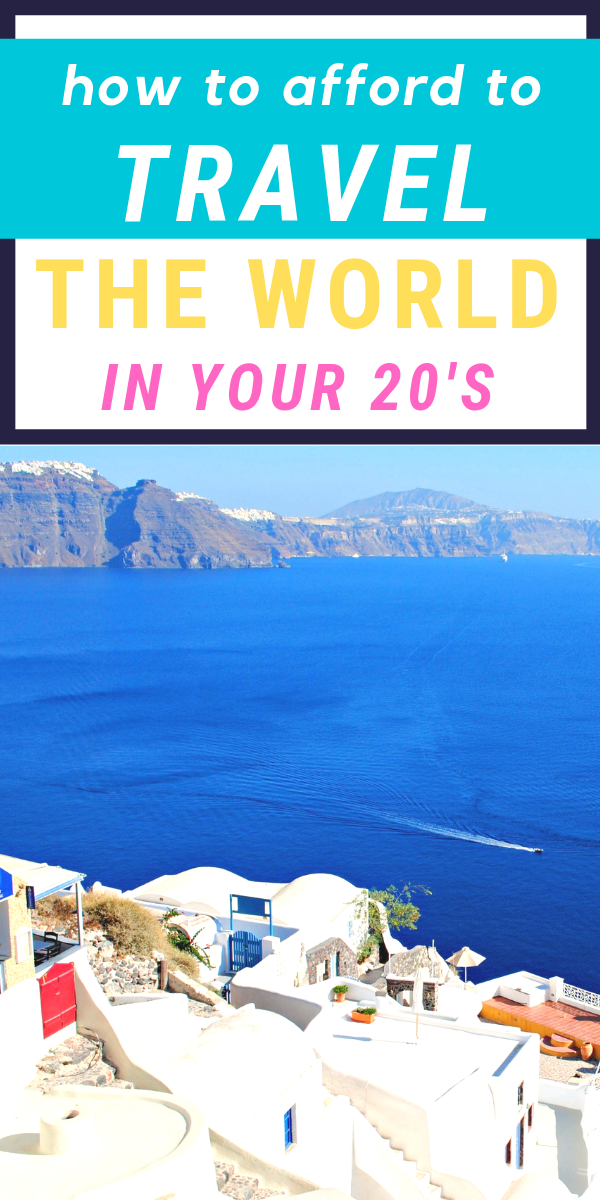 Traveling is the bomb and you can do it in your 20s. How to save for travel in your 20s. How to save tor flights, hotel, airfare, and more!  How to Save Money for Travel in Your 20's — TayTalksMoney