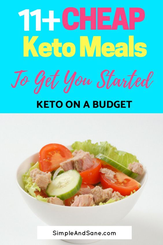Cheap Keto Meals to Help You Do Keto on a Budget   Keto on ...