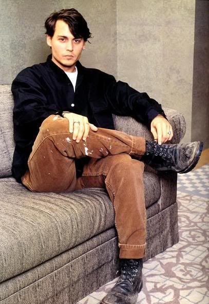 Johnny Depp gif by tipoisto   Photobucket
