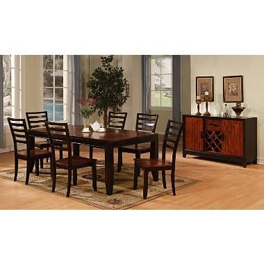 Dining Room Table (Hom Furniture)