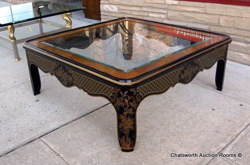 Drexel Heritage Et Cetera Glass Top Coffee Table 1980s Furniture Pinterest Coffee Glass