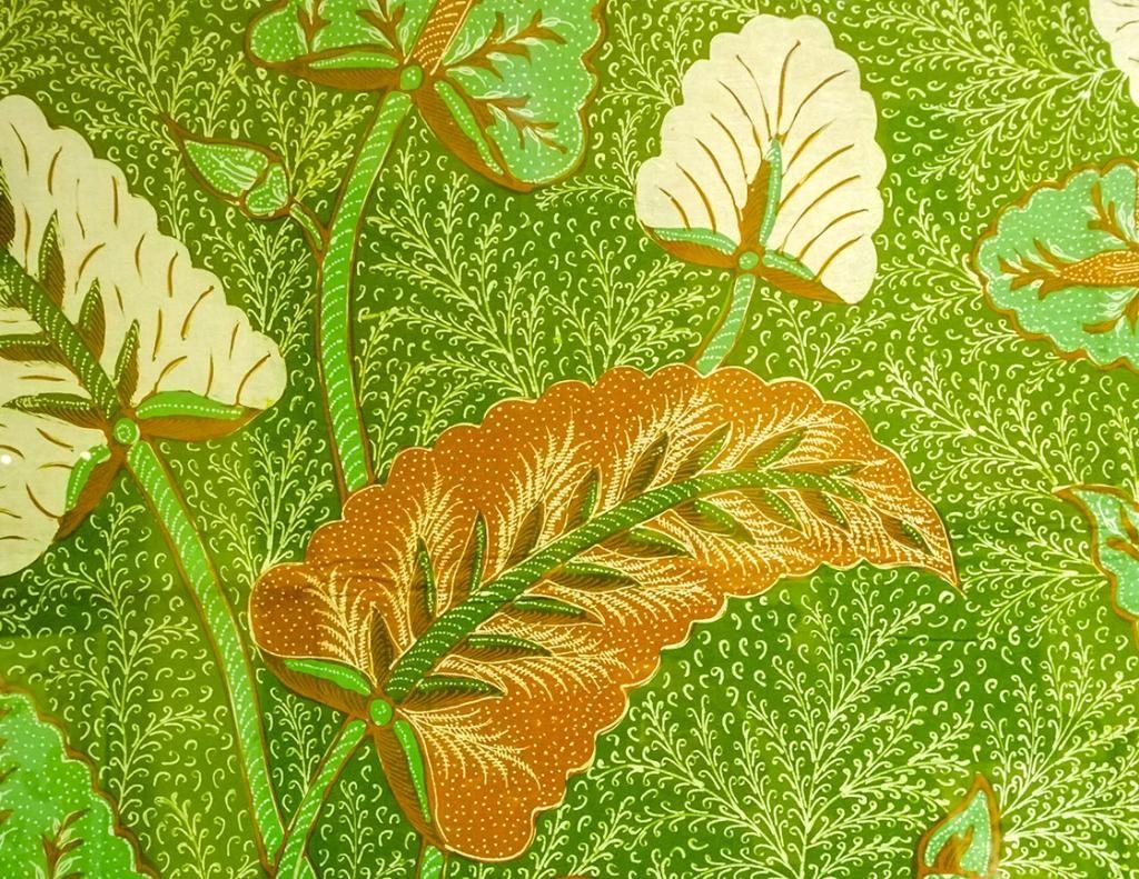 Motif Batik Flora Fauna Dan Penjelasannya - Batik Indonesia