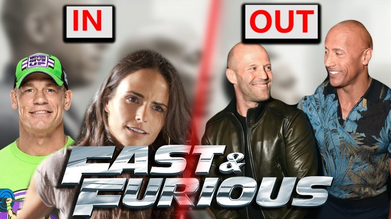 Fast And Furious 9 Cast Release Date Plot Leaving Returning Cast Co Fast And Furious It Cast Release Date