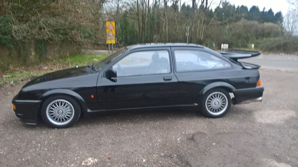 Ebay Ford Sierra Rs500 Cosworth Replica Must Be Seen 16995 Ono