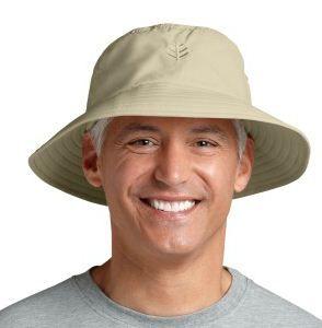 802706b6cb648 Coolibar wide brim ultra light bucket sun hats