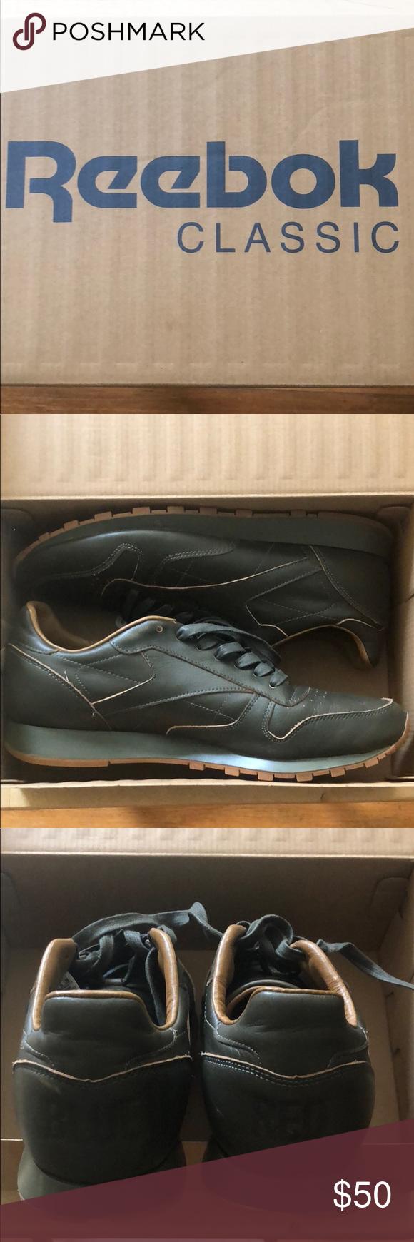 6397a3c682926 Reebok Classic Bubblegum Sole Sneakers